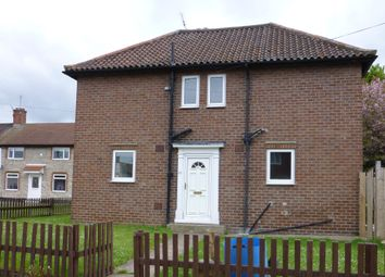 Thumbnail 3 bedroom end terrace house to rent in Teesdale Avenue, Billingham