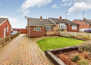 Thumbnail Semi-detached bungalow for sale in Howard Road, Bramley, Rotherham