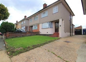 Thumbnail 3 bed end terrace house for sale in Dominion Drive, Romford
