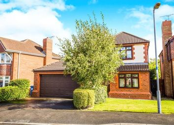 Thumbnail 4 bed detached house for sale in St Mellion Cresent, The Fairways, Wrexham, Wrecsam