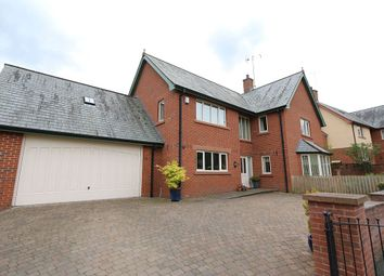 Thumbnail 4 bed detached house for sale in 6, St. Cuthberts Place, Penrith, Cumbria