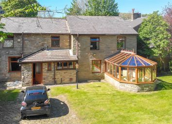 Thumbnail 4 bed detached house for sale in The Holme, Townsend Fold, Rossendale