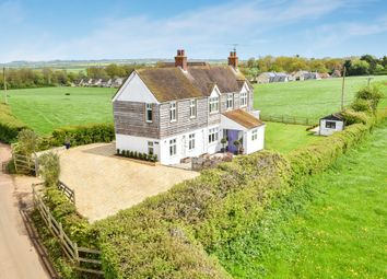 Thumbnail 4 bed detached house for sale in Sandy Lane, Tiddington, Thame, Oxfordshire