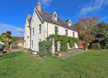 Thumbnail 7 bed detached house for sale in Calshot Road, Calshot, Southampton, Hampshire