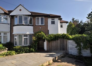 Thumbnail 3 bed end terrace house for sale in Meadow Close, Chislehurst, Kent