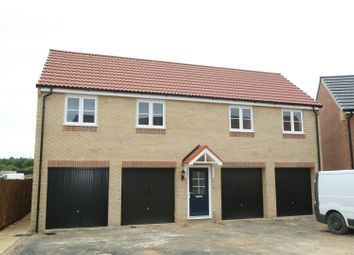 Thumbnail 2 bed property to rent in Main Road, Barleythorpe, Oakham