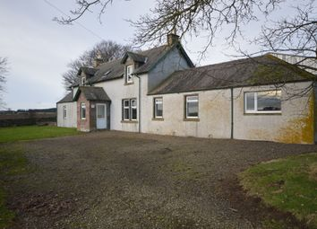 Thumbnail 5 bed farmhouse to rent in Fallaws Farm Cottage Arbirlot, Arbroath, Angus