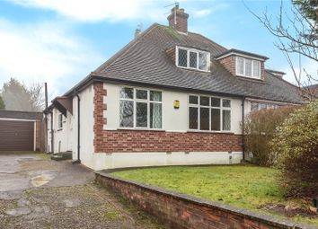 Thumbnail 2 bed semi-detached bungalow for sale in Eastcote Road, Ruislip, Middlesex