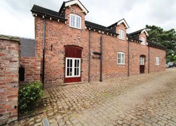 Thumbnail 4 bed detached house for sale in Old Hall Lane, Woodford, Stockport