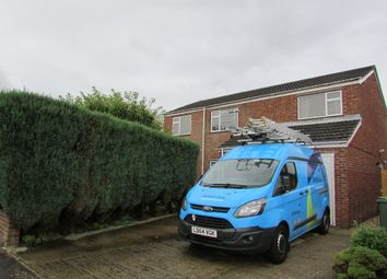 Thumbnail 4 bed semi-detached house to rent in Dumas Close, Bicester