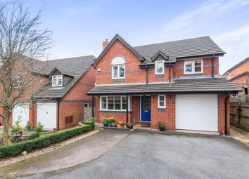 Thumbnail 4 bedroom detached house for sale in Exmouth, Devon, .
