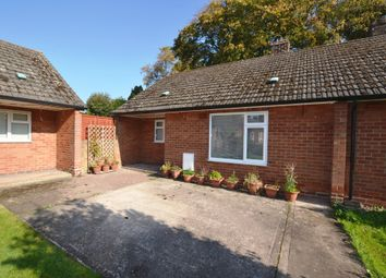Thumbnail 1 bed terraced bungalow for sale in Longlands Lane, Market Drayton