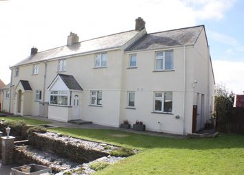 Thumbnail 5 bed semi-detached house for sale in Pengelly, Delabole