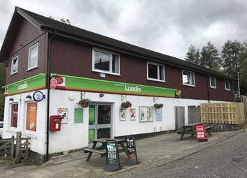 Thumbnail Retail premises for sale in Crianlarich, Stirlingshire
