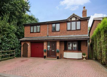 Thumbnail 5 bed detached house for sale in Shelley Close, Armitage, Rugeley