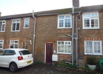 Thumbnail 2 bed terraced house for sale in Mill Lane, Clophill, Bedford, Bedfordshire
