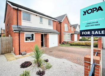 Thumbnail 3 bedroom detached house for sale in Oval Drive, Wolverhampton