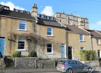 Thumbnail 2 bed terraced house for sale in Entry Hill, Bath