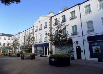 Thumbnail 2 bedroom flat to rent in Lisburn Square, Lisburn
