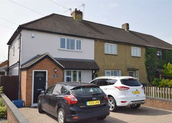 Thumbnail 3 bed end terrace house for sale in Dobbs Weir Road, Hoddesdon, Hertfordshire
