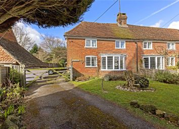 Thumbnail 3 bed semi-detached house for sale in Northchapel, Petworth, West Sussex