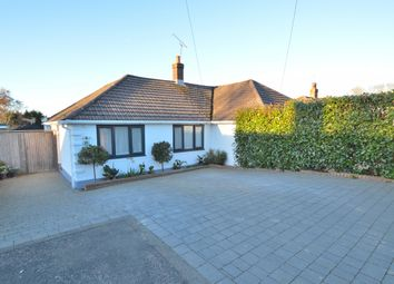 Thumbnail 2 bed semi-detached bungalow for sale in Beechcroft Close, Chandler's Ford, Eastleigh