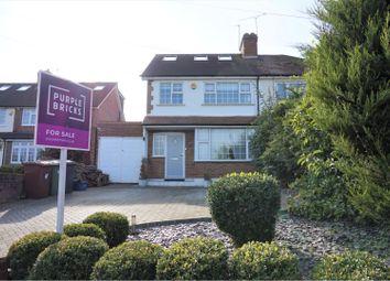 4 bed semi-detached house for sale in Hilfield Lane, Aldenham, Watford WD25