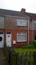 Thumbnail 2 bed terraced house to rent in Prudhoe Avenue, Fishburn
