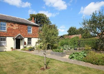 Thumbnail 3 bed semi-detached house for sale in Canterbury Road, Selsted, Dover