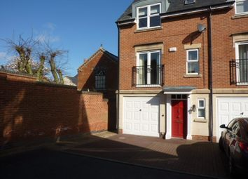 Thumbnail 3 bed town house to rent in St. Katherines Court, Derby