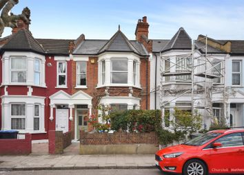 St. Johns Avenue, London NW10. 3 bed terraced house for sale