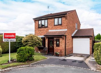 Thumbnail 3 bed detached house for sale in Truro Place, Cannock