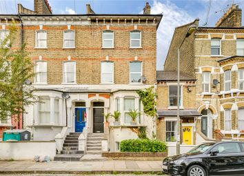 Thumbnail 3 bed flat to rent in Cologne Road, London