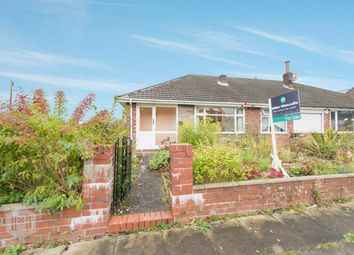 Thumbnail 3 bed semi-detached bungalow for sale in Whitburn Drive, Bury