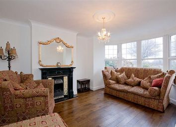Thumbnail 3 bed terraced house to rent in Lake House Road, London