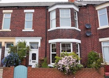Thumbnail 3 bed terraced house for sale in Brownlow Road, South Shields