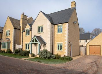 Thumbnail 4 bed detached house for sale in Sparrows Way, Upper Rissington, Cheltenham