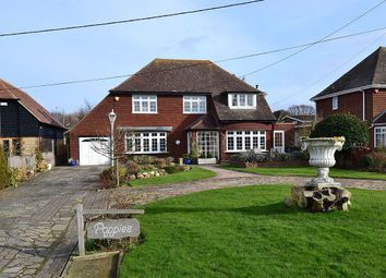 Thumbnail 3 bed detached house for sale in The Drove, Chestfield, Whitstable
