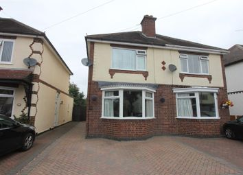 Thumbnail 2 bed semi-detached house for sale in Newstead Avenue, Burbage, Hinckley