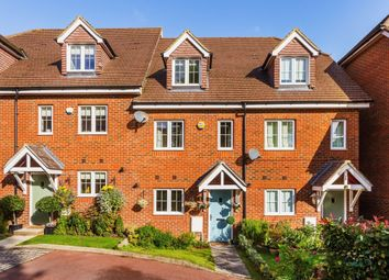 Thumbnail 3 bed terraced house for sale in Osprey Drive, Epsom