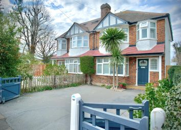 Thumbnail 3 bed semi-detached house for sale in Barlow Road, Hampton