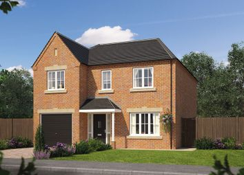 Thumbnail 4 bed detached house for sale in Red Hall Gardens, Newton Hill, Wakefield