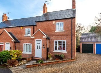 Thumbnail 2 bed end terrace house for sale in Orchard Cottages, Dunnington, York