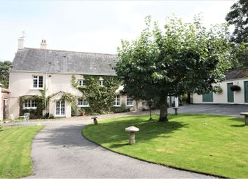Thumbnail 6 bed detached house for sale in Inwardleigh, Okehampton