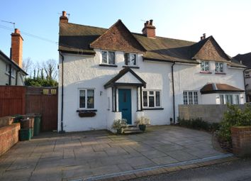 Thumbnail 3 bed semi-detached house for sale in Colston Avenue, Carshalton