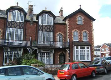 Thumbnail 1 bed flat to rent in Palace Avenue, Paignton, Devon