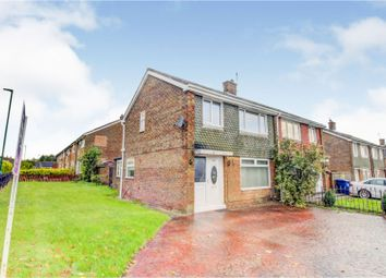 Thumbnail 3 bed semi-detached house for sale in Birchington Avenue, Middlesbrough