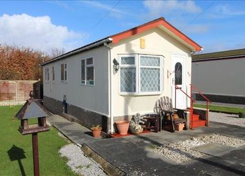 Thumbnail 1 bed bungalow for sale in Venture Residential Park, Morecambe