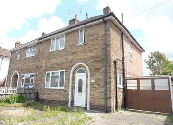 Thumbnail 3 bed semi-detached house to rent in Westdown Drive, Thurmaston, Leicester