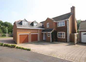 Thumbnail 5 bedroom detached house for sale in Whitefield Crescent, Swindon, Wiltshire